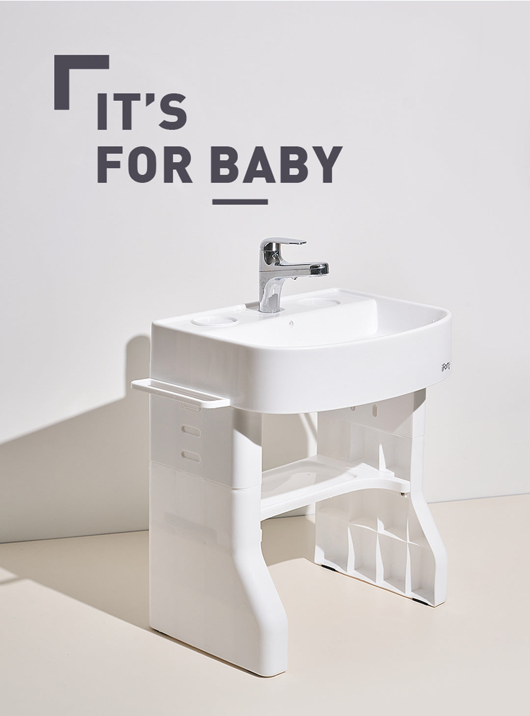 IFAM Good Habit Washing Table for Babies and Kids