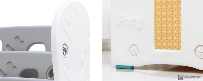 Kids Safe & Reliable - Rounded corners with no sharp, pointy edges