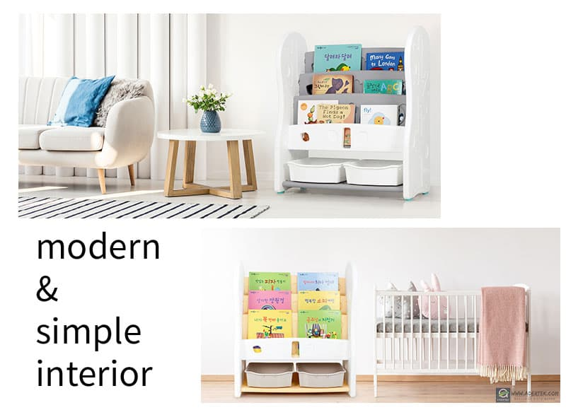 Modern & simple design for anywhere in your home