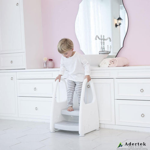 Child Safety Double Step Stool