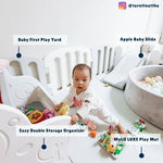 MyLO LUXE Play Mat Lifestyle