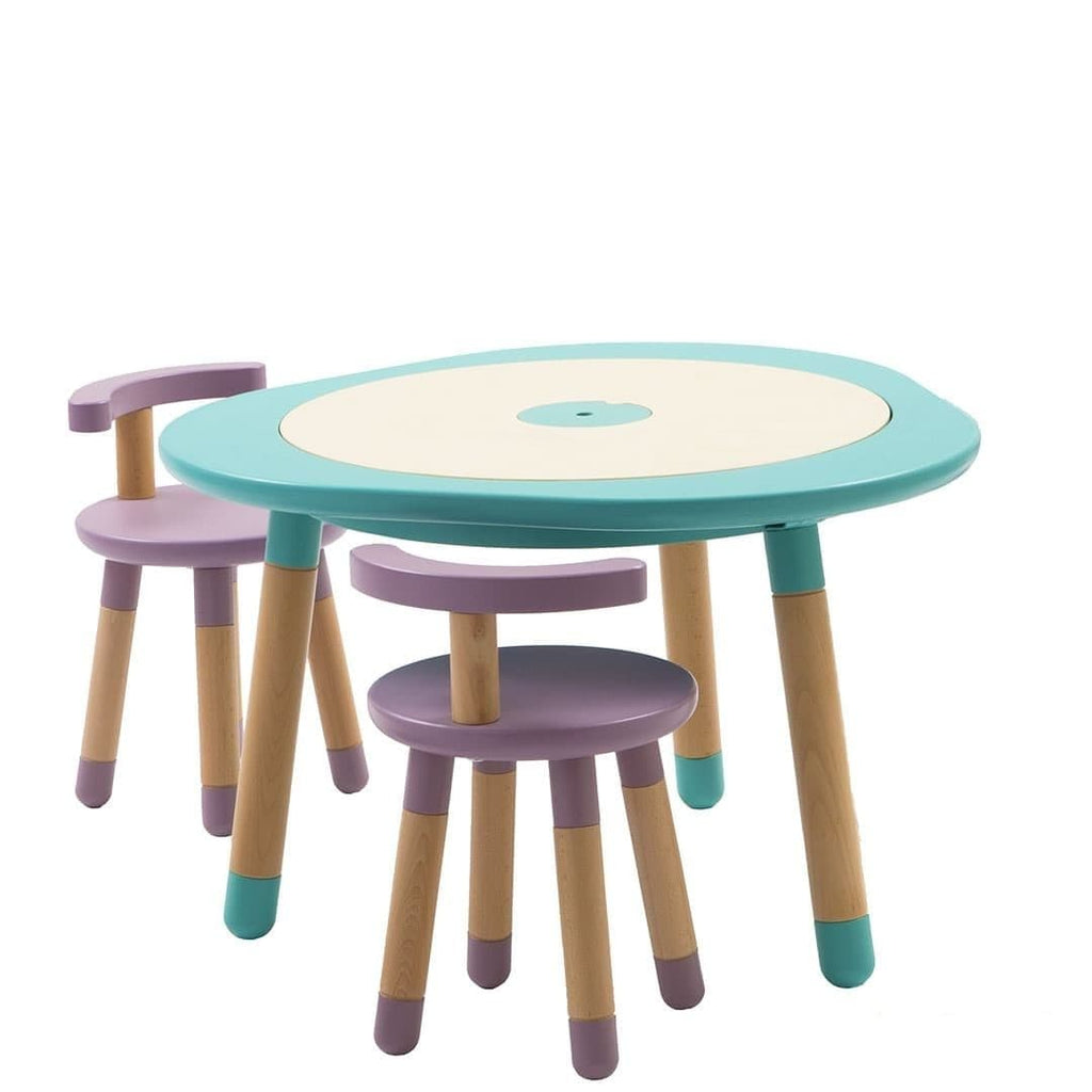 MUtable Bundle - Children Activity Play Table + 2 Chairs (5.5% OFF)
