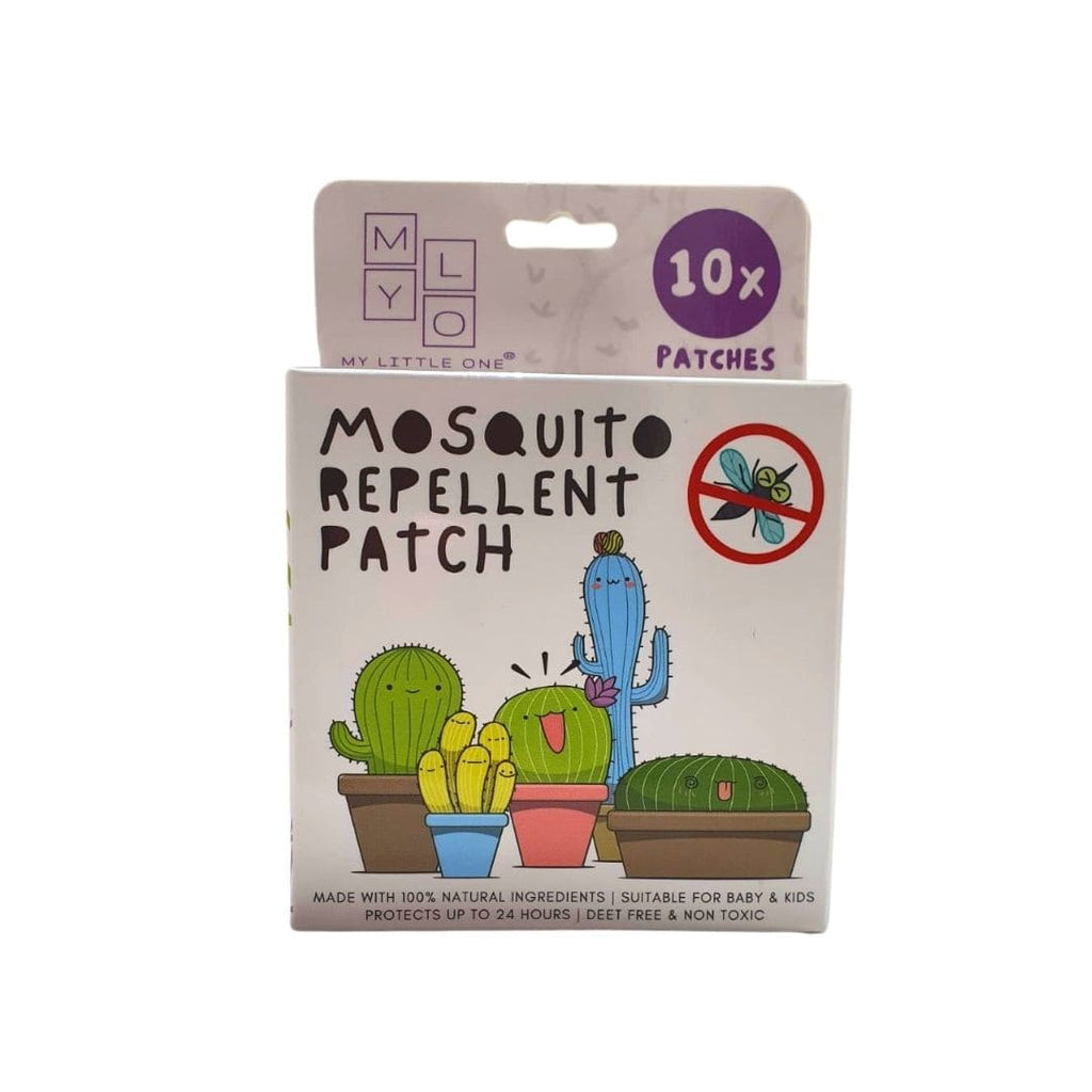MyLO Mosquito Repellent Patch - 1 Box