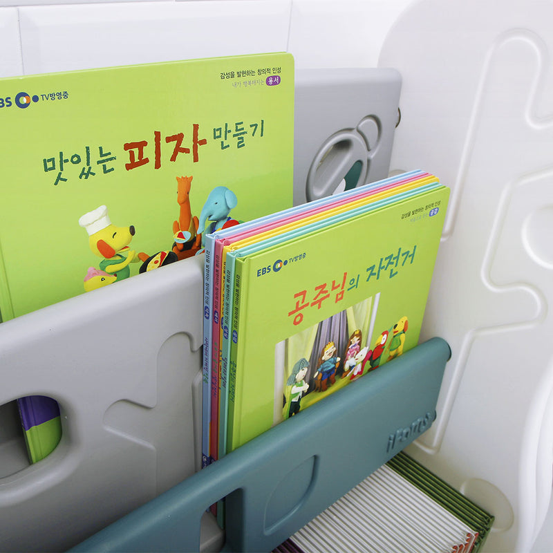 Design Open Bookshelf for Kids