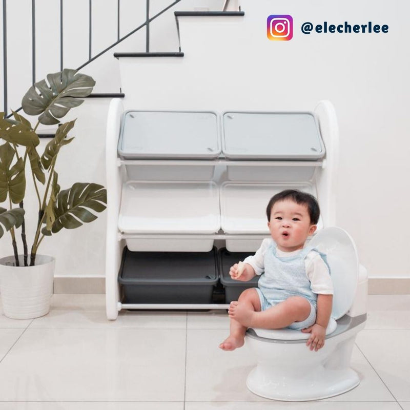 elecher x ifam Easy Toddler Potty Training