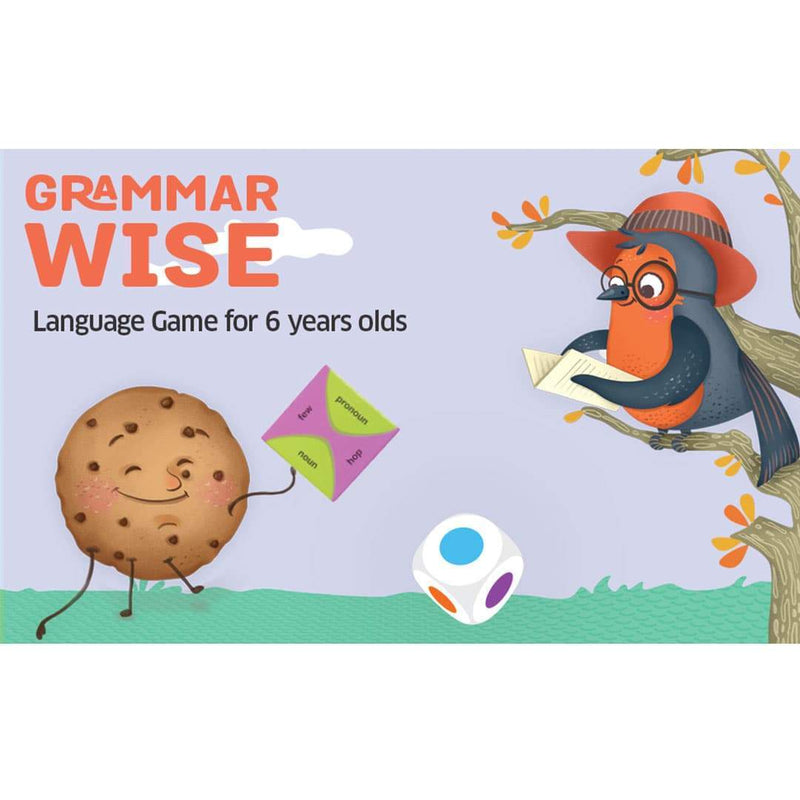 Grammar Wise Box Front