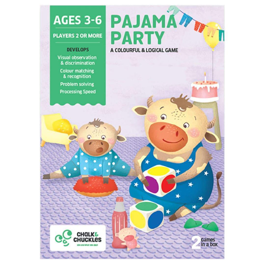Pajama Party Box