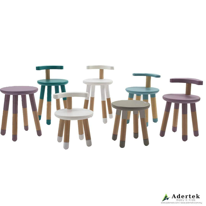 MUtable Children Chairs (1-8yo) comes in 5 different colours