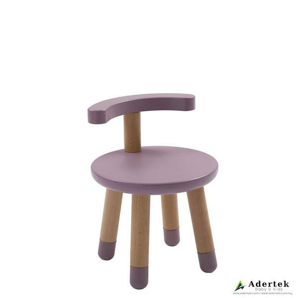MUtable Children Chairs (1-8yo) - Mauve