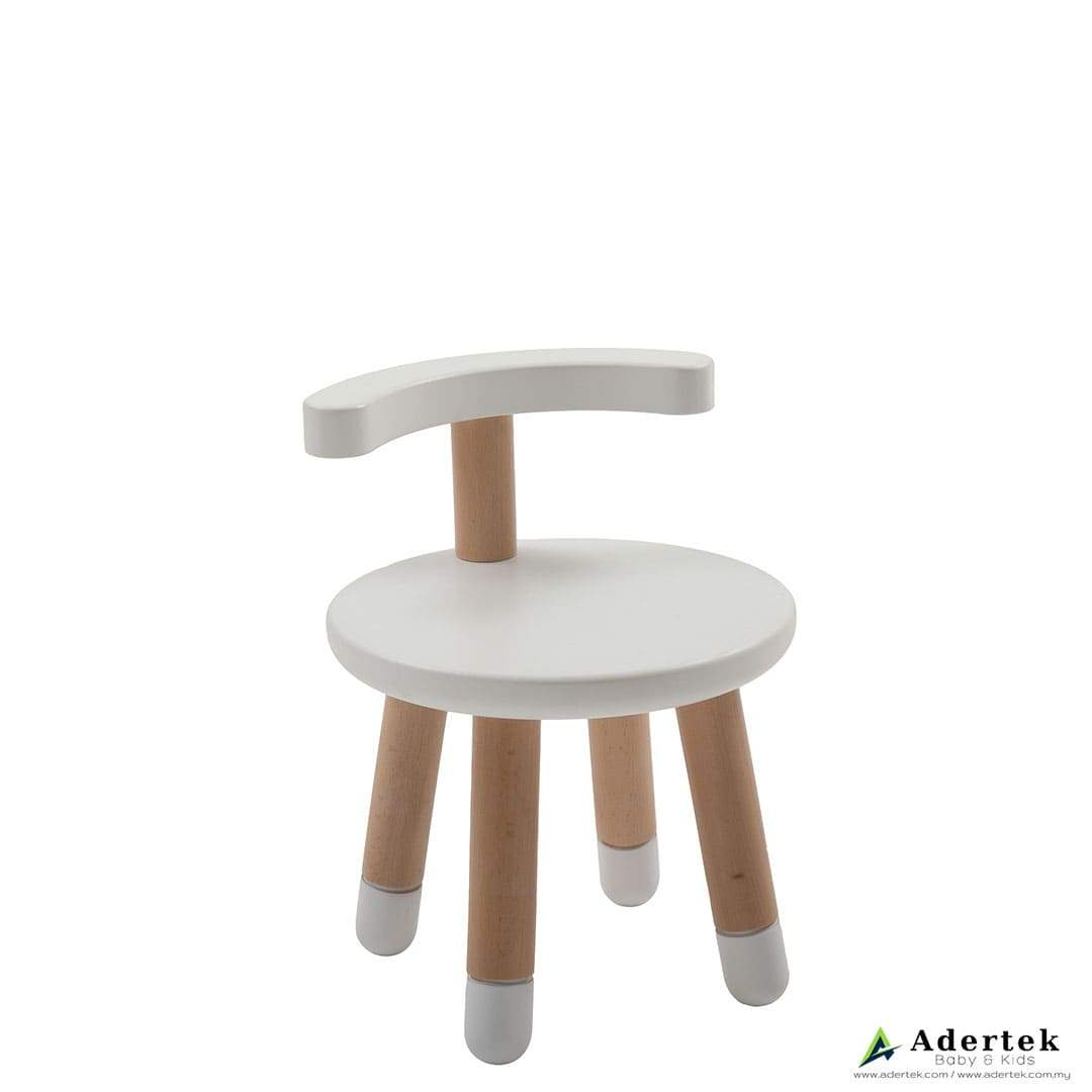 MUtable Children Chairs (1-8yo) - White