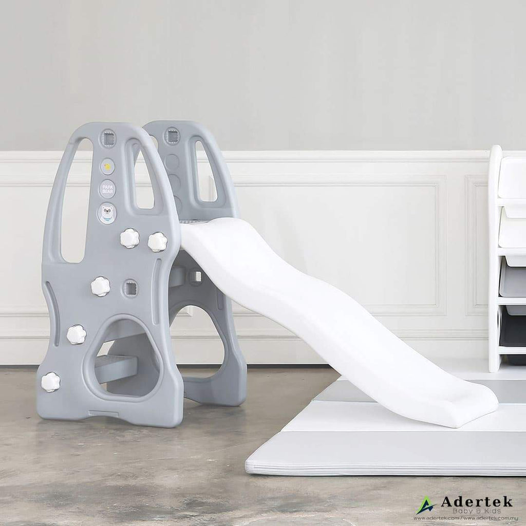 PaPa Bear Indoor Slide (2-6yo) from IFAM, made in Korea