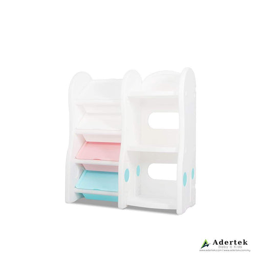 Pastel Compact Storage Organizer (Extended) - Pastel (RM540)