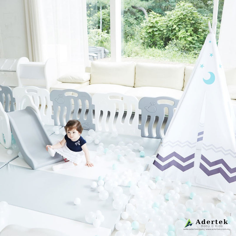 Add a new dimension to your baby play area