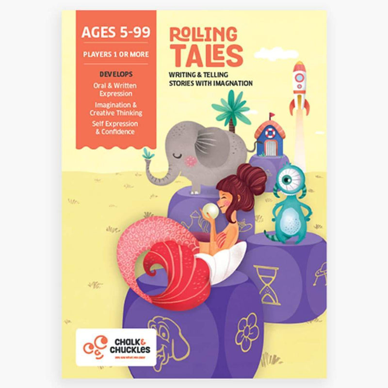 Rolling Tales Box Front