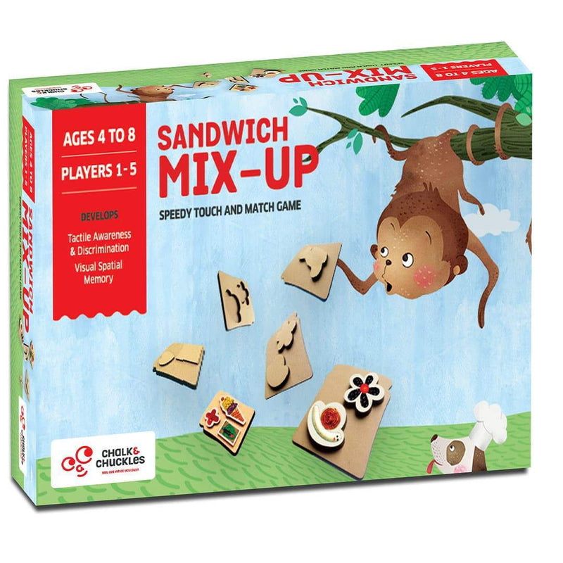 Sandwich Mix Up Box