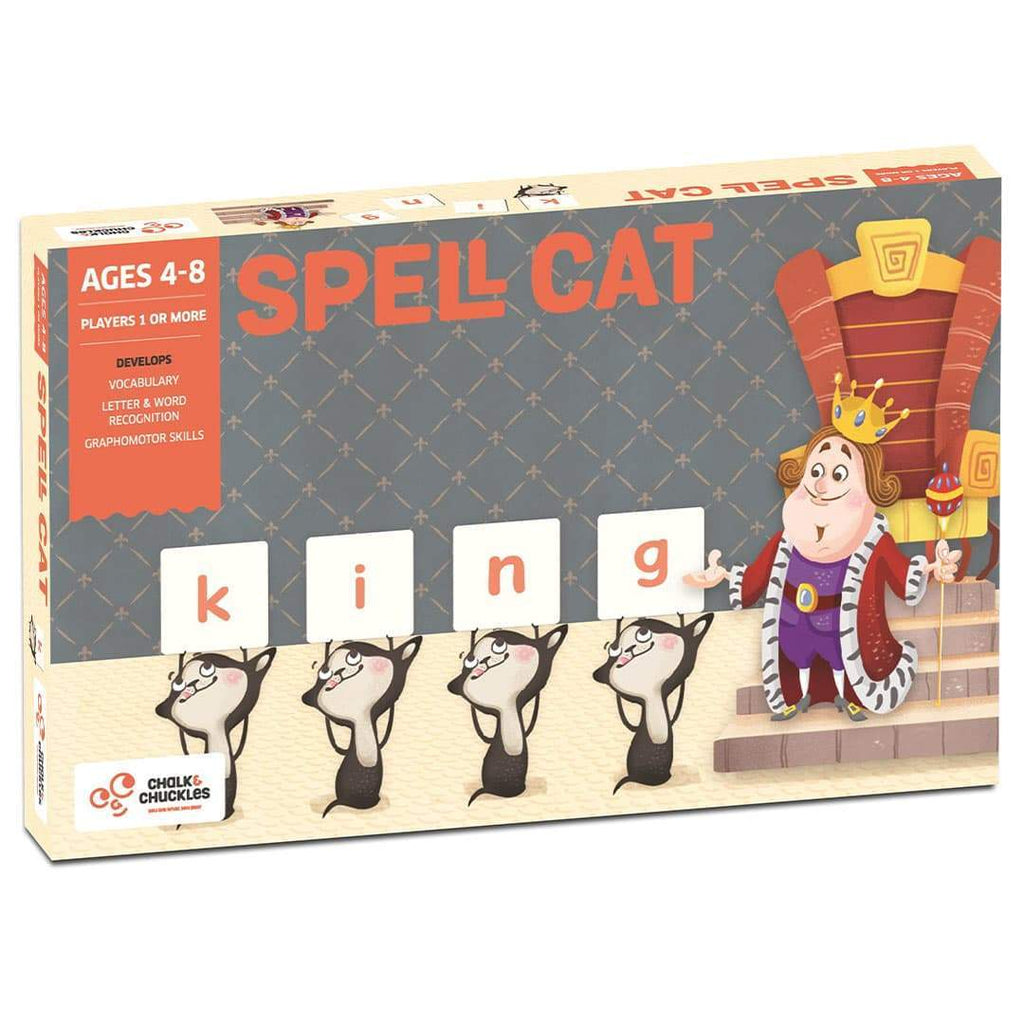 Spell Cat Box