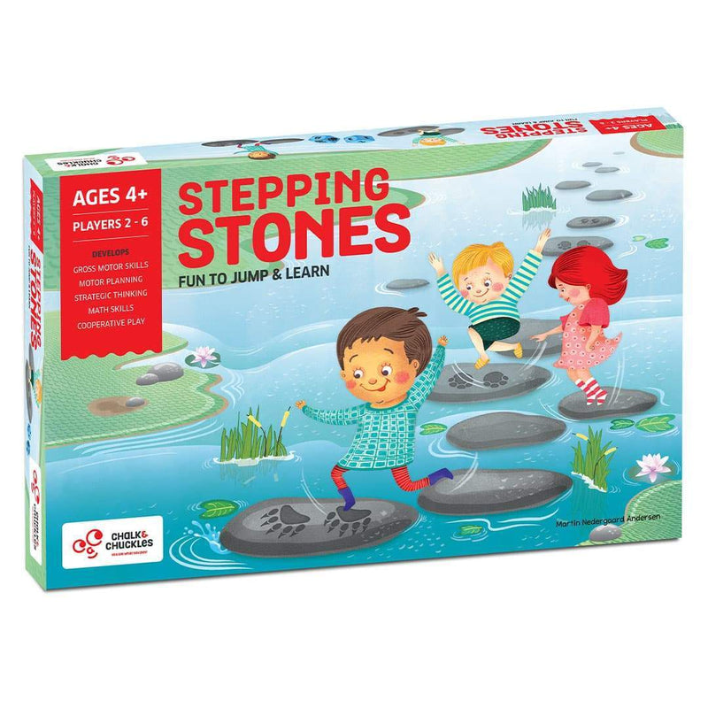 Stepping Stones Box