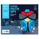 Super Math Spy Box