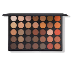 35O -35 Color Nature Glow Eyeshadow Palette