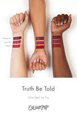 Ultra Satin Lip Bundle-Truth Be Told Swatch_2