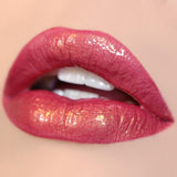 Ultra Glossy Lip-Wolfie Swatch