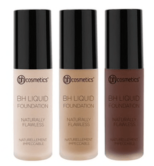 BH Liquid Foundation Naturally Flawless - Sand