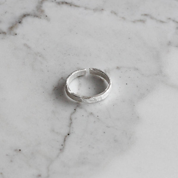 AETNA RING I (SILVER)