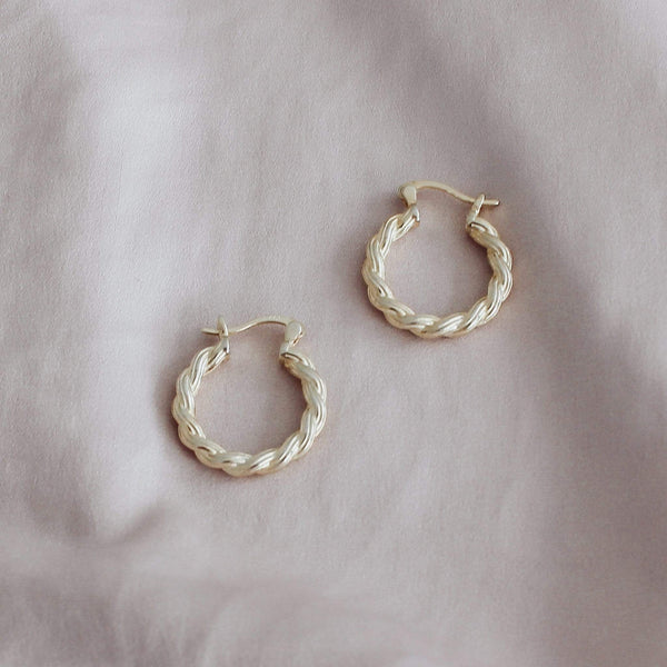 MUSE HOOP EARRINGS