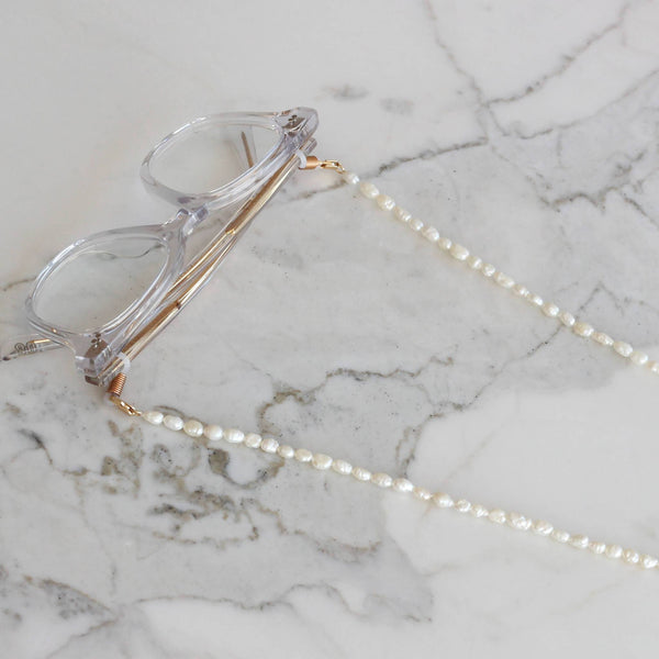 pearl glassess accessories and eyewear chain by Hemera & Nyx Australia