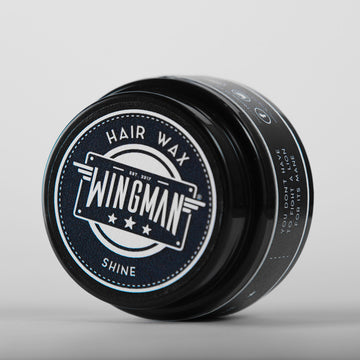 Wingman Hair Wax Shine