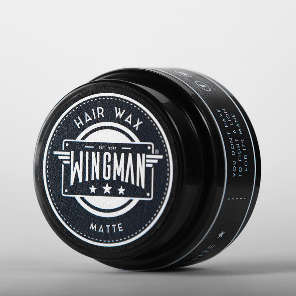 Wingman matte Hair Wax