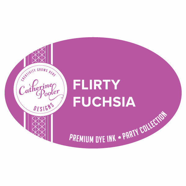 Catherine Pooler Designs Premium Dye Ink Pad Flirty Fuchsia