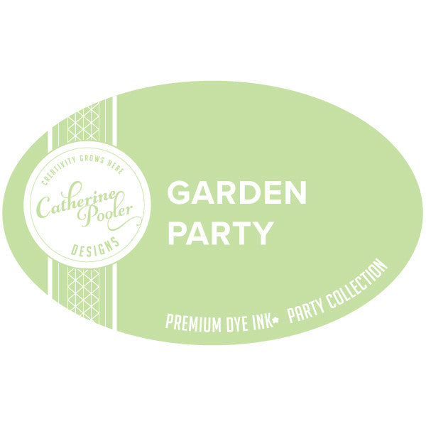 Catherine Pooler Designs Premium Dye Ink Pad Garden Party