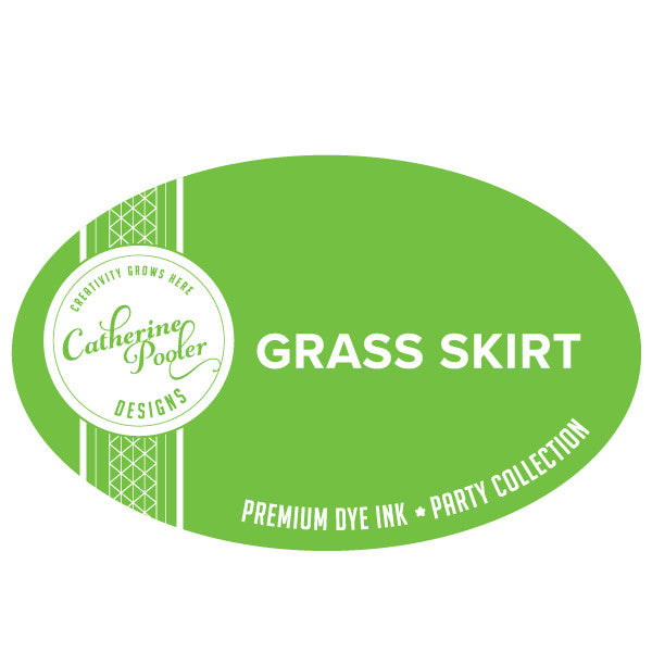 Catherine Pooler Designs Premium Dye Ink Pad Grass Skirt