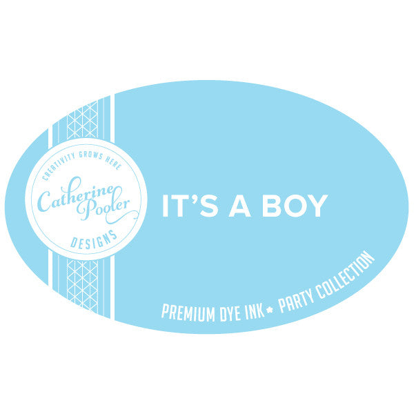 Catherine Pooler Designs Premium Dye Ink Pad It's A Boy
