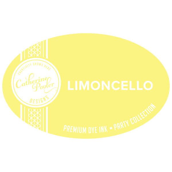 Catherine Pooler Designs Premium Dye Ink Pad Limoncello