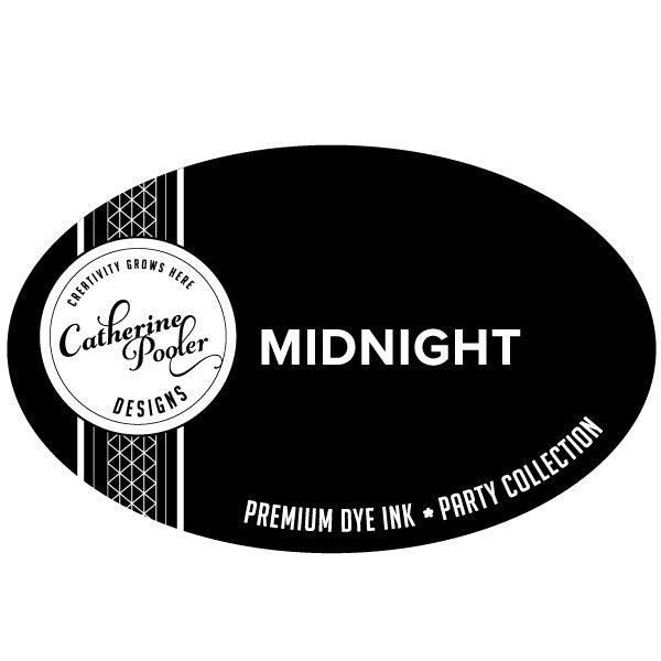 catherine Pooler Designs Premium Dye Archival Ink Pad Midnight