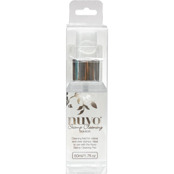 Nuvo Stamp Cleaning Solution 50ml