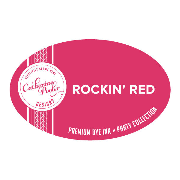 Catherine Pooler Designs Premium Dye Ink Pad Rockin' Red