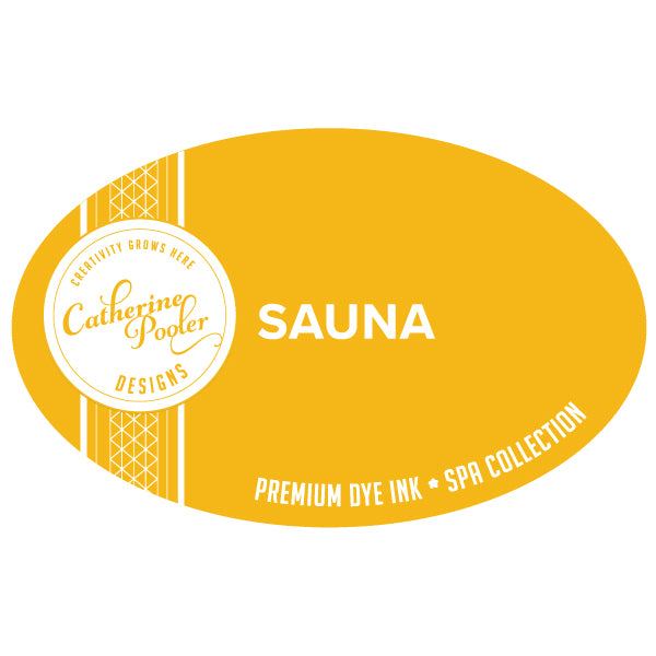 Catherine Pooler Designs Premium Dye Ink Pad Sauna