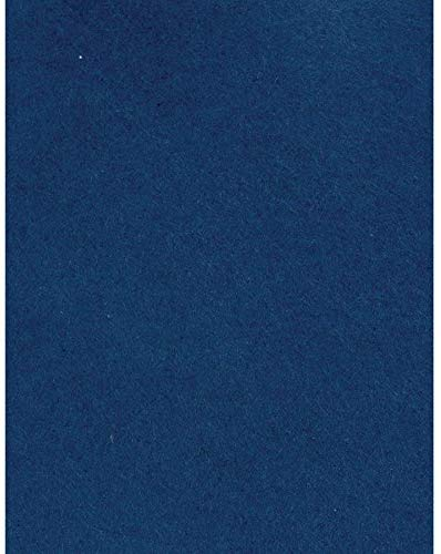 "Bazzill Smoothies 12x12"" Cardstock Blue Note"