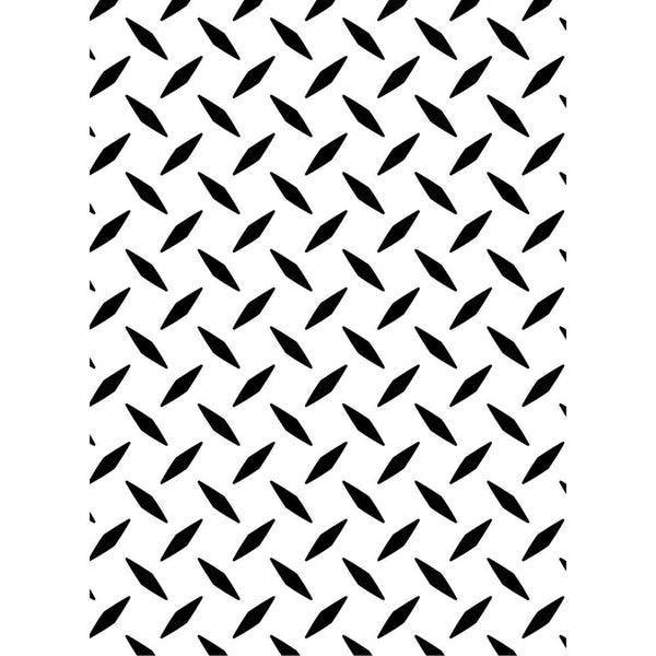 Darice Embossing Folder Diamond Plate