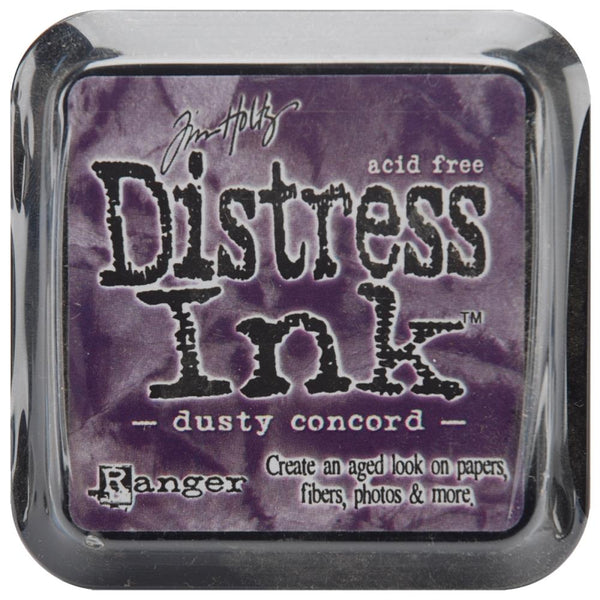 Tim Holtz Distress Ink Pad Dusty Concord