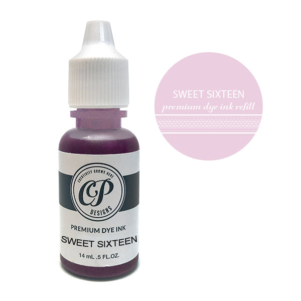 Catherine Pooler Designs Premium Dye Ink Refill Sweet Sixteen 14ml