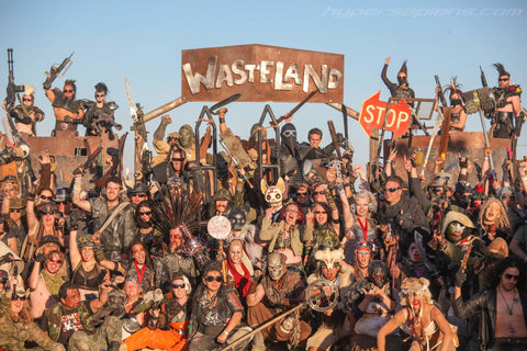 wasteland weekend festival