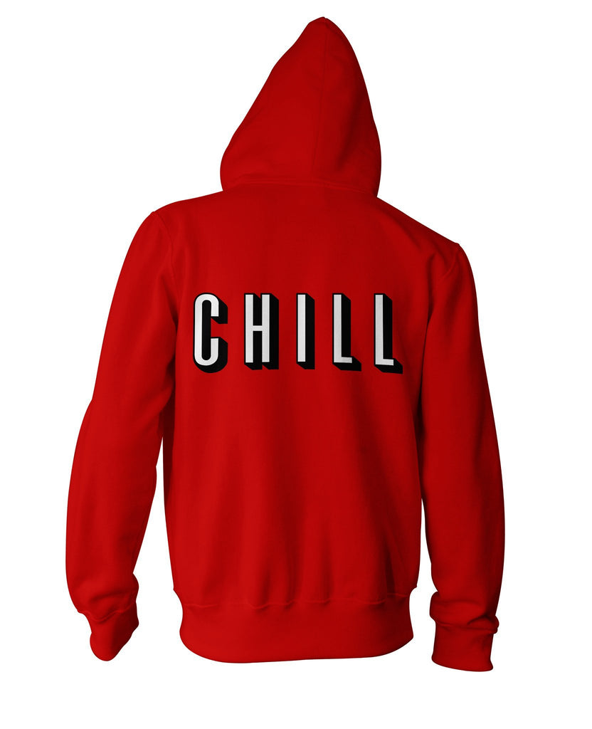 Netflix 'n Chill Zip-Up Unisex Hoodie - GetRealFunky.com