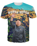 Kim Jong Un Face Unisex Tee - Sweet Satisfaction