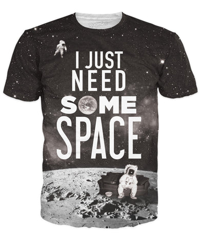 I Just Need Some Space T-Shirt - GetRealFunky.com