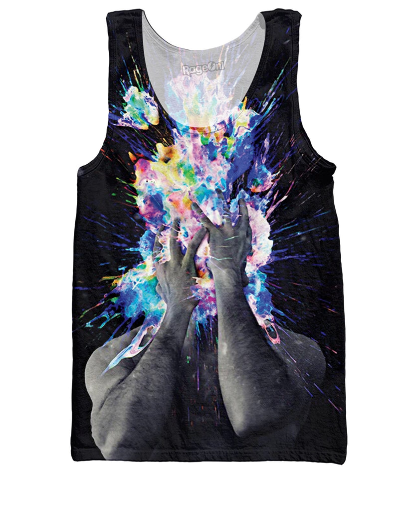 Artistic Bomb Mens Tank Top
