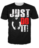 Just Do It (Shia LaBeouf) Unisex Tee - Sweet Satisfaction